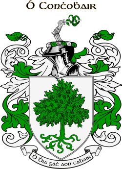 CONNOR family crest