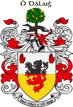 DALEY family crest