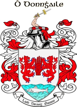 DONNELLY family crest